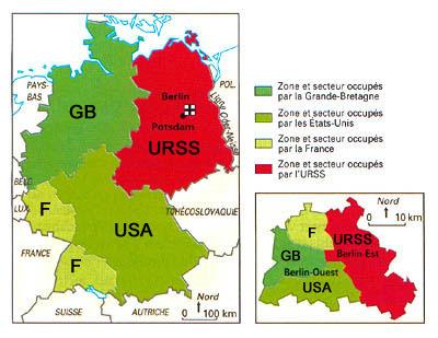 Berlin Au Coeur De La Guerre Froide Dissertation